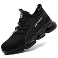 2020 New Style Men Steel Toe Safety Work Sneakers - WRD1827