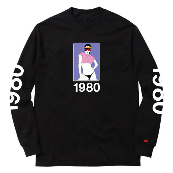 80's Long Sleeve