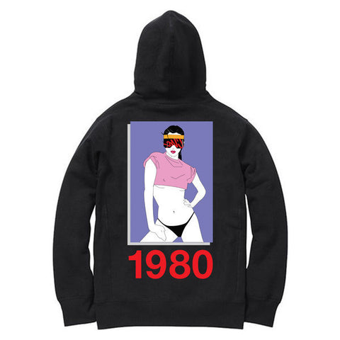 80's Pullover Hoodie