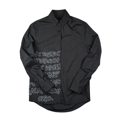 Wrath L/S Button Up