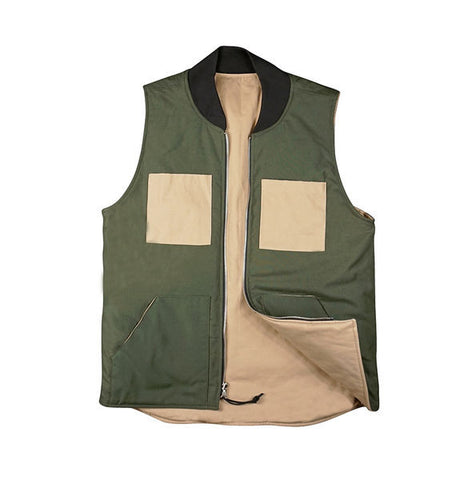 Harvey Reversible Vest
