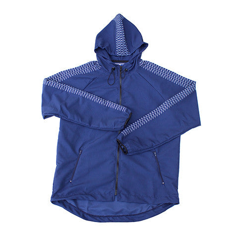 Clsc x In4mation Windbreaker