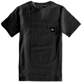 Woven Label Pocket Tee