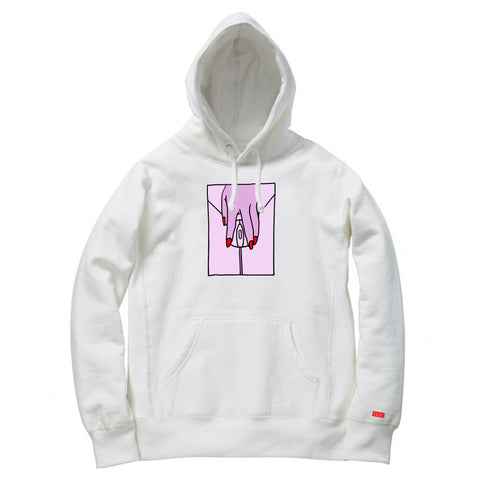 Click Click pullover Hoodie
