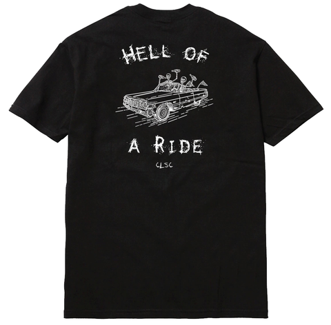 Hell Of A Ride Tee