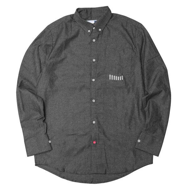Salute Oxford Long Sleeve
