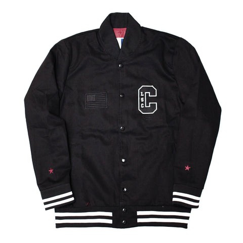 Weekend Varsity Jacket