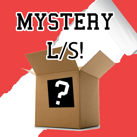 END OF SUMMER! 2 LONG SLEEVES MYSTERY BOX !