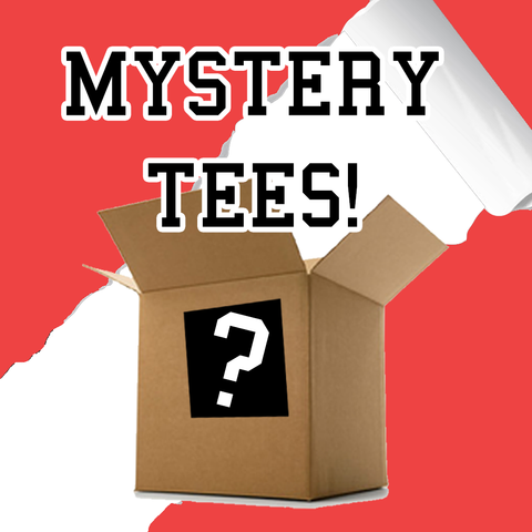 END OF SUMMER! 3 TEE MYSTERY BOX !