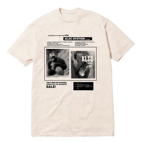 Clsc x XLarge / System Tee