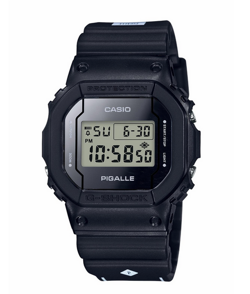 G-Shock x Pigalle - Limited Edition DW5600PGB-1