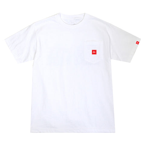Square Logo Pocket T
