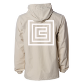Concentric Hooded Coaches Jacket