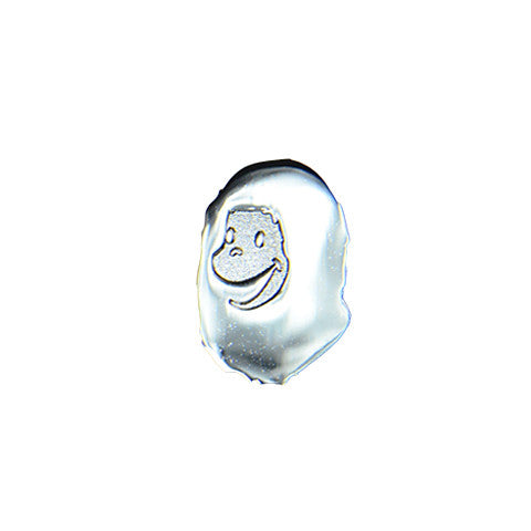 A Bathing George Lapel Pin