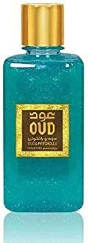 Gel douche Oud Patchouli