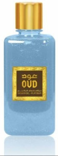 Gel douche Oud Platinum
