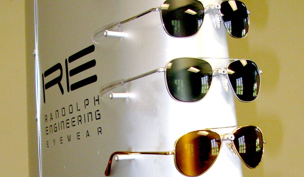 RANDOLPH ENGINEERING'S EXPANDS ITS LINE OF CUSTOMIZABLE EYEWEAR WITH NEW PRODUCT LINE