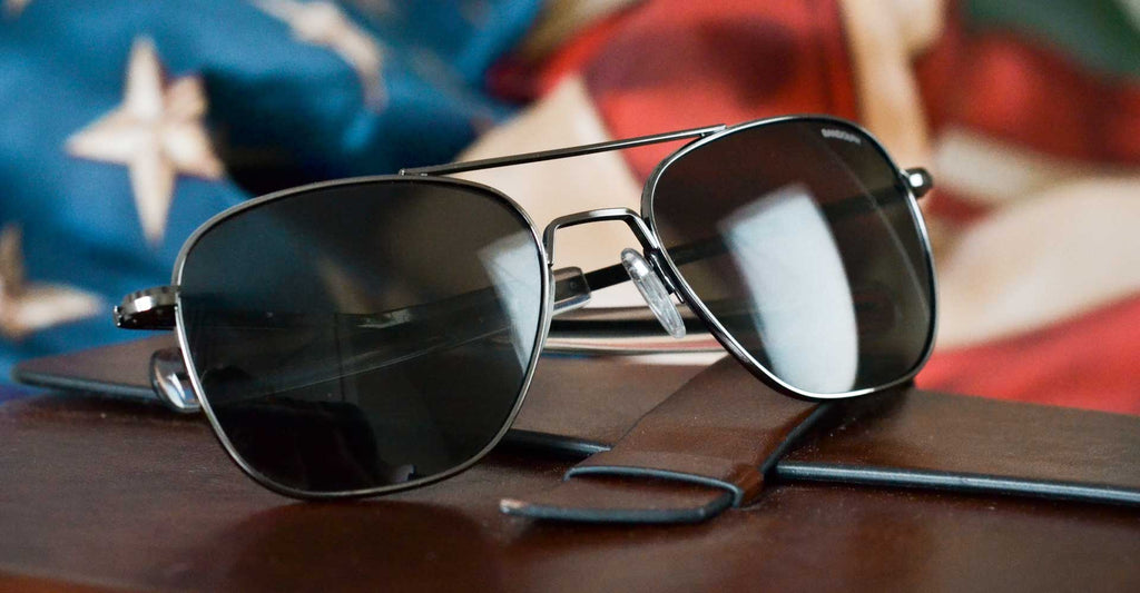 How to clean your sunglasses