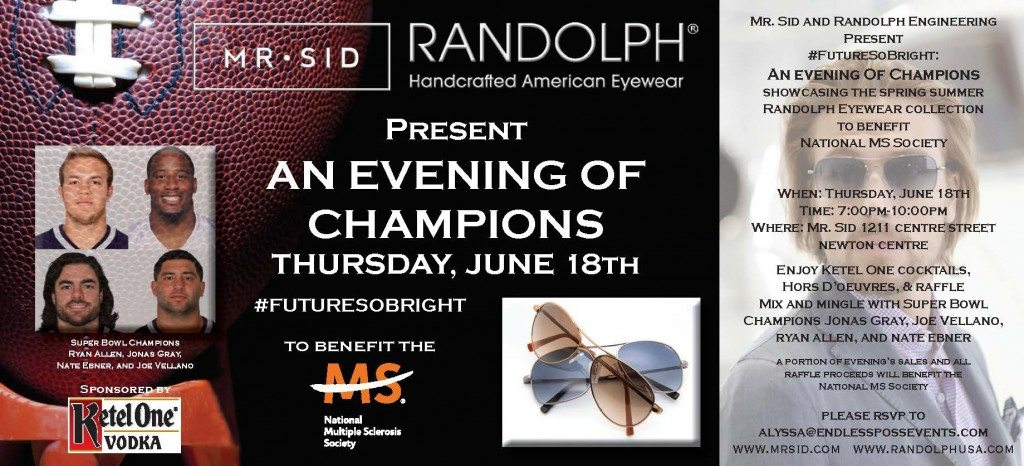 An Evening Of Champions and Randolph