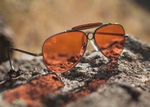 New 'Hunter' Collection of sunglasses from Randolph and Ball and Buck Collaboration
