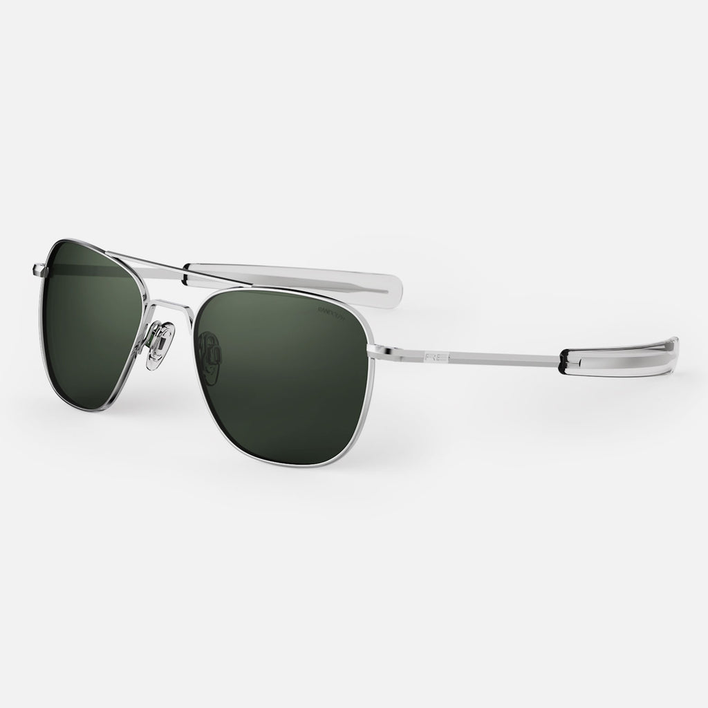 Aviator - Bright Chrome