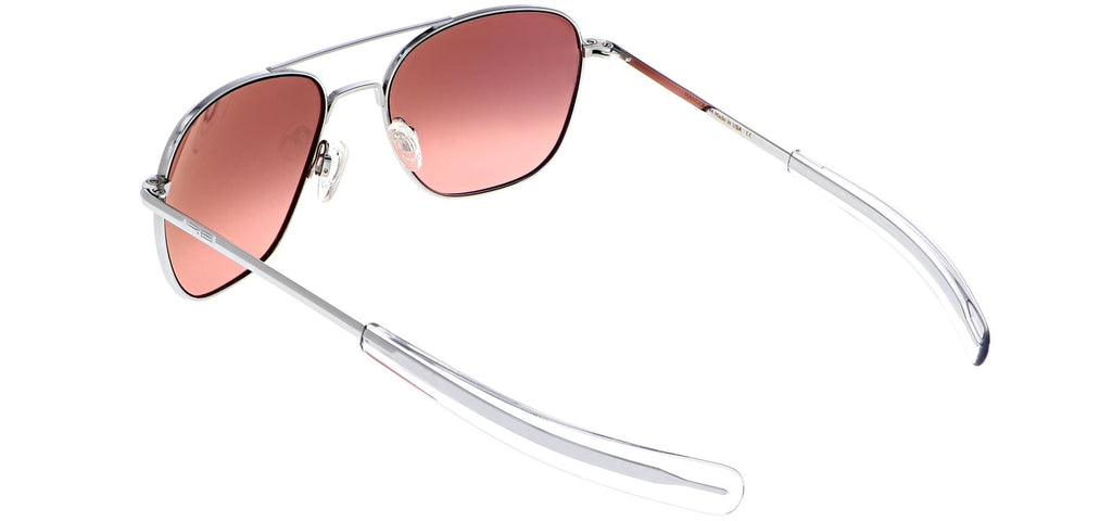 Bright Chrome & Harvest Non-Polarized Gradient Lite Lens