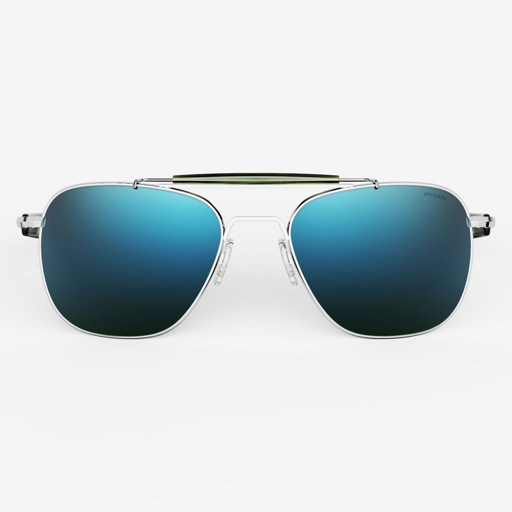 Bright Chrome & Polarized Cobalt