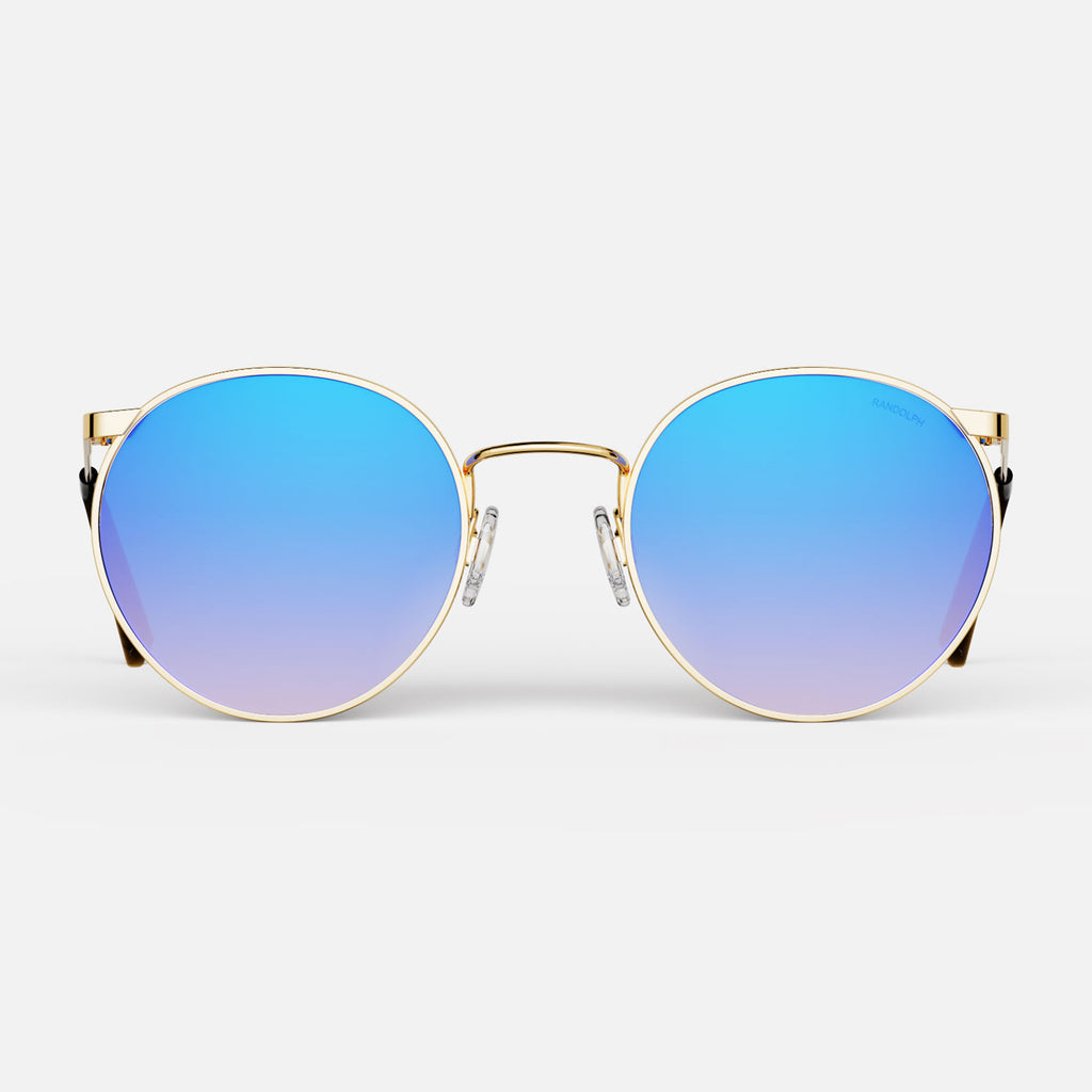 23k Gold & Northern Lights Non-Polarized Gradient Lite Lens