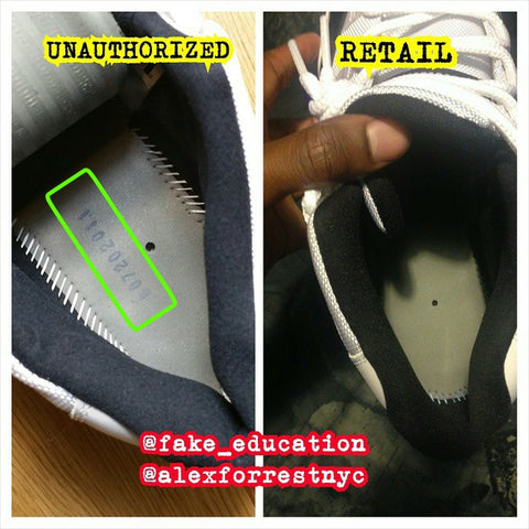 914744eca03 Real vs Fake Jordan 11 Concord – KicksOnABudget