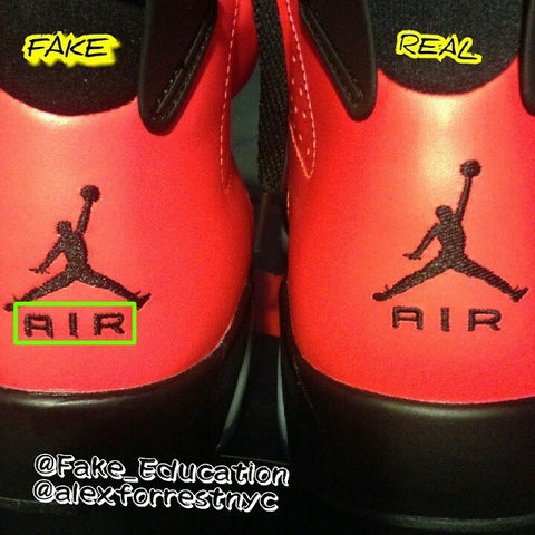 Real Vs Fake Jordan 6 Infrared 23 Kicksonabudget