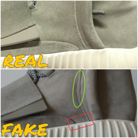 ADIDAS YEEZY 350 BOOST REAL VS FAKE