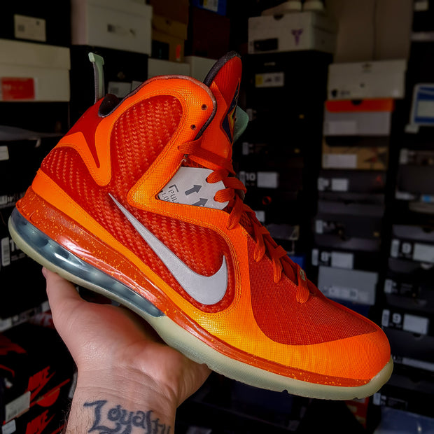 "LeBron 9 ""Big Bang"" - KicksOnABudget"