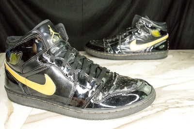 Jordan 1 Mid Metallic Gold (13)