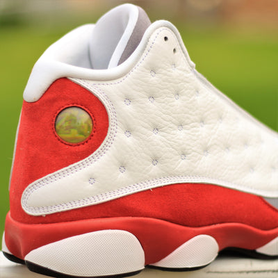 "Jordan 13 ""Grey Toe"" - KicksOnABudget"