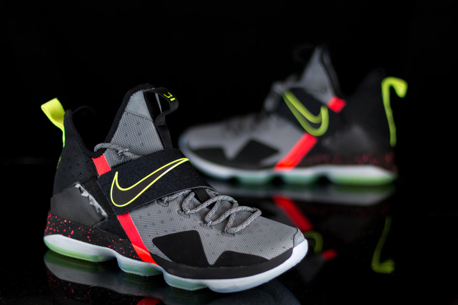 sports shoes baad8 2747d LeBron 14 Out of Nowhere