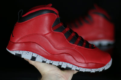 Jordan 10 Retro Bulls Over Broadway - KicksOnABudget