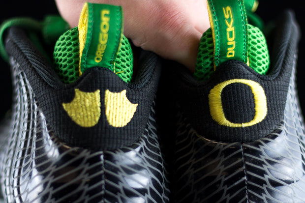Nike Foamposite One Oregon Ducks - KicksOnABudget
