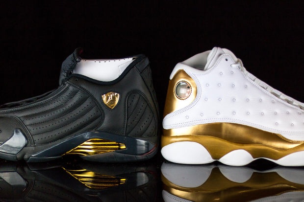 Jordan Defining Moments Pack Last Shot - KicksOnABudget