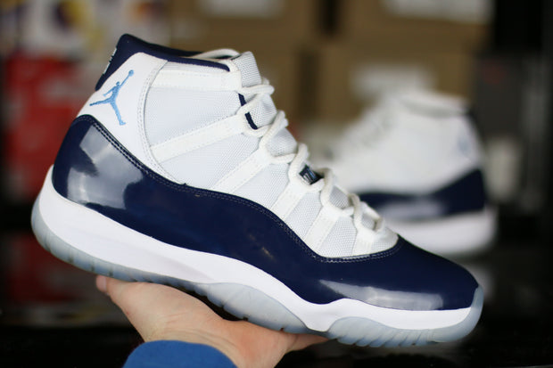 Jordan 11 Retro UNC Win Like 82 - KicksOnABudget