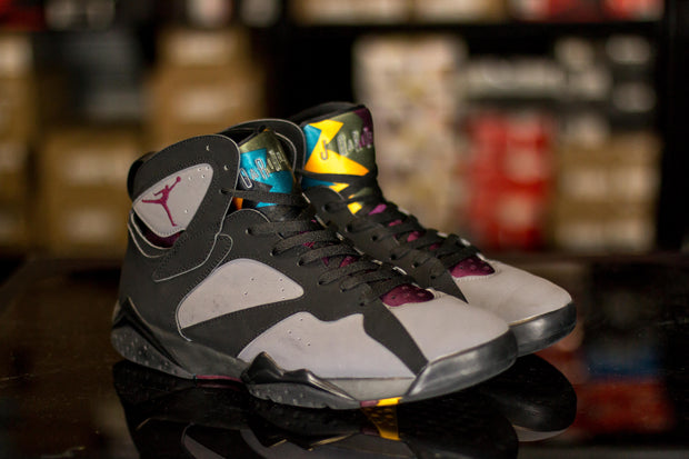 Jordan 7 Retro Bordeaux (2015) - KicksOnABudget