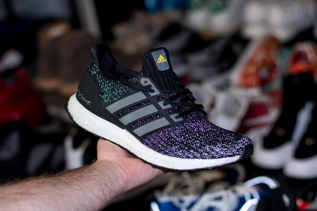 adidas Ultra Boost 5th Anniversary Black - KicksOnABudget