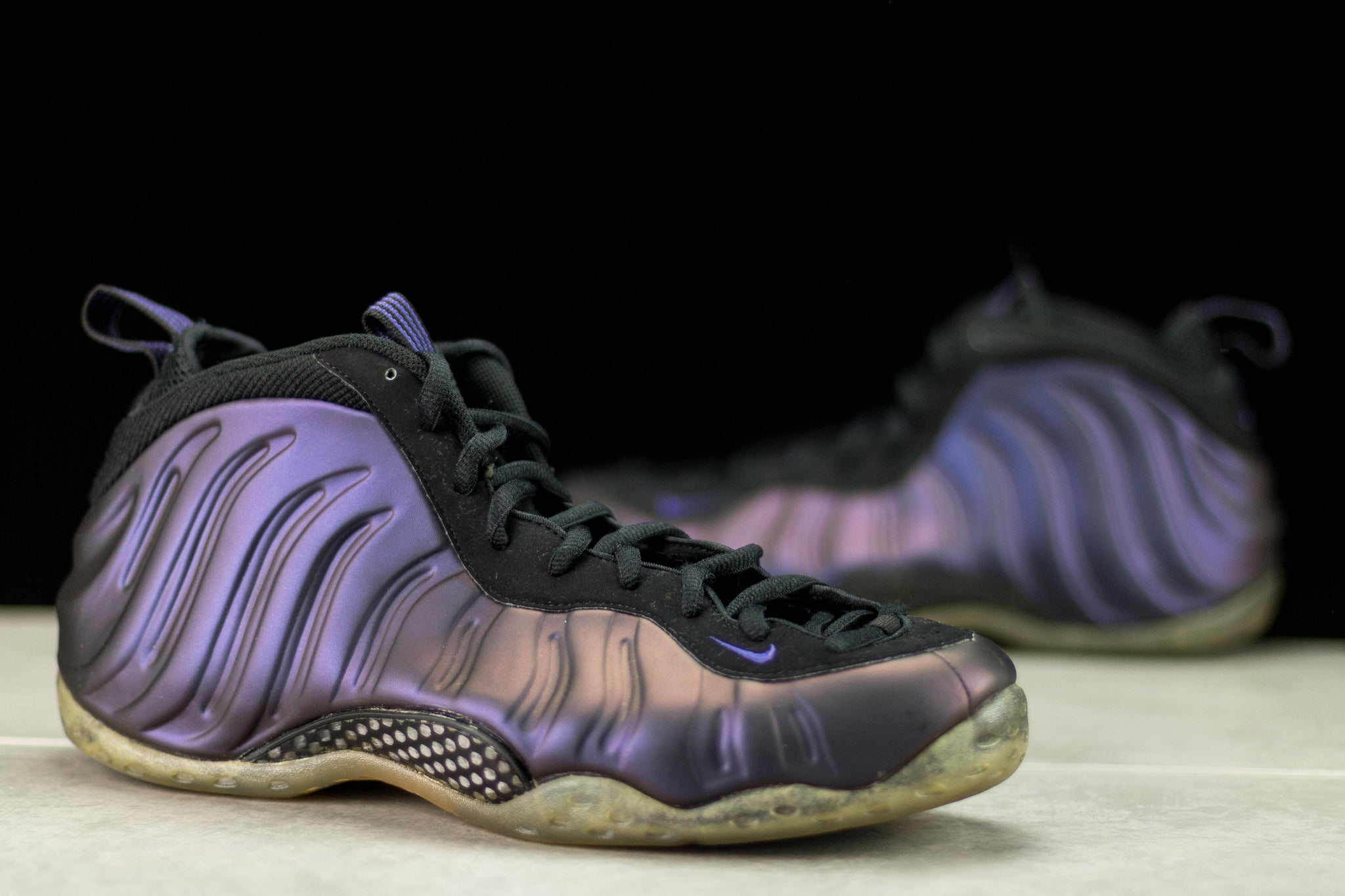 Foamposite One Eggplant (13)