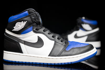 Jordan 1 Royal Toe (9.5)