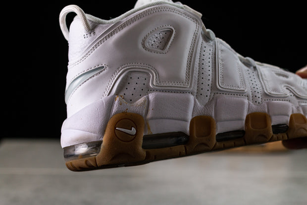 Air More Uptempo White Gum (11) - KicksOnABudget