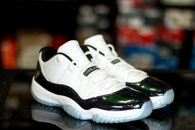 Jordan 11 Retro Low Iridescent - KicksOnABudget