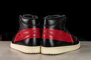Jordan 1 Defiant Red Stripe (10.5) - KicksOnABudget