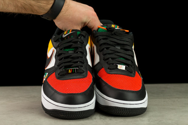 Nike Air Force 1 low 'Sunburst' (9)