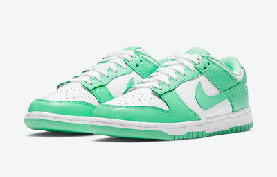 Dunk Low Green Glow