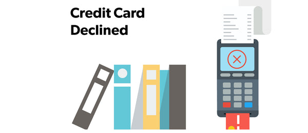 Debit & Credit Cards no longer accepted - Cyber Criminals ruin it for everyone.