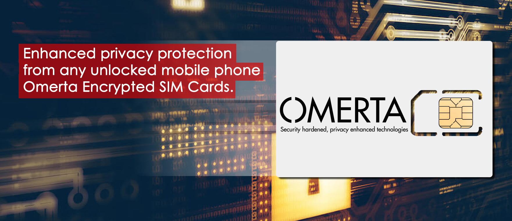 Not all encrypted SIMs are equal - why is an Omerta eSIM so expensive?
